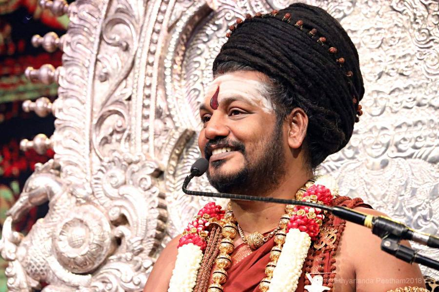 Nithyananda, Swami Nithyananda, Paramahamsa, Unclutching, Initiation, Unclutched, Living Enlightenment, Enlightenment, Meditation