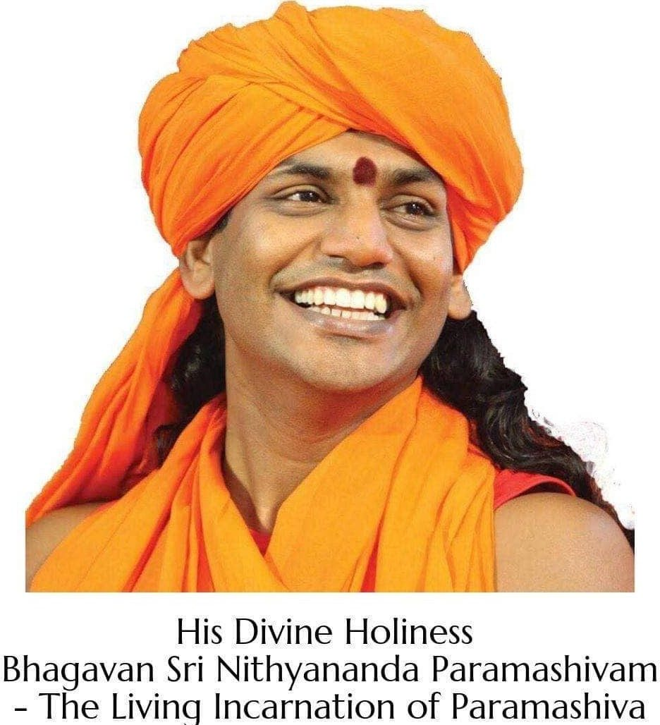 Words of Eternal Bliss, Nithyananda!
